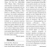 Article jazzhot concert cri du port
