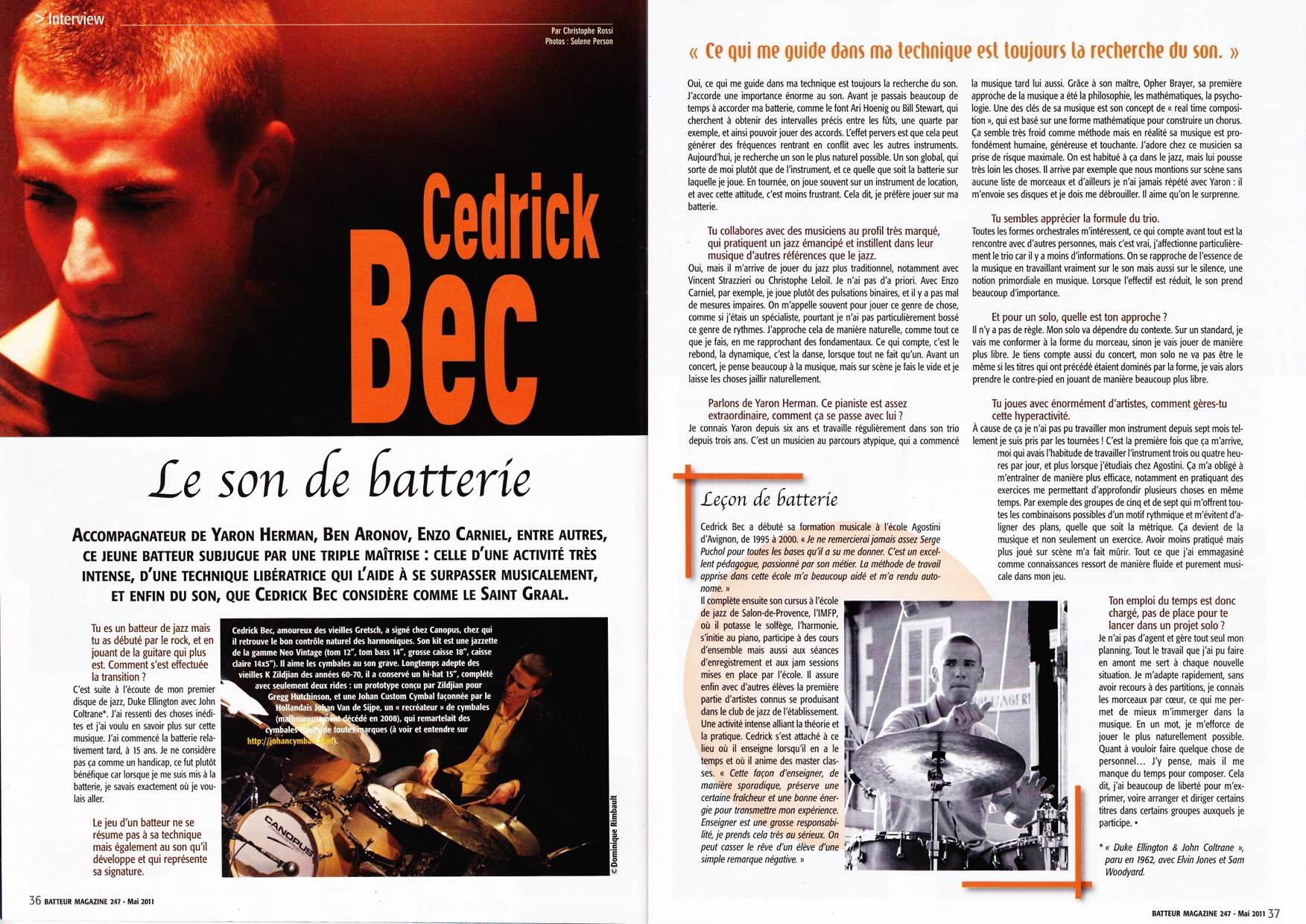 Interview batmag