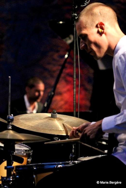 Jazz à Porquerolles - N.Koedinger 5tet (2012) - Photo : Marie Bergère