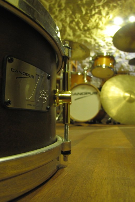Canopus 1 ply Maple (2014) - Photo : Cedrick Bec